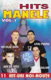 Caseta Bravo Hits Manele Vol.1, originala