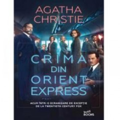 Crima din Orient Express - de AGATHA CHRISTIE