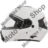 MBS Casca integrala Flip-Up AFX FX-36 Solid, M, alb, Cod Produs: 01001478PE