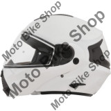 MBS Casca integrala Flip-Up AFX FX-36 Solid, XXL, alb, Cod Produs: 01001481PE
