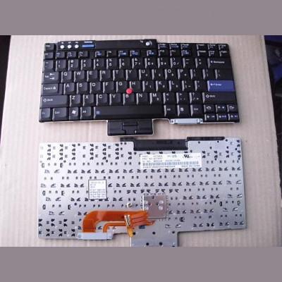 Tastatura laptop noua LENOVO T400 T500 US foto
