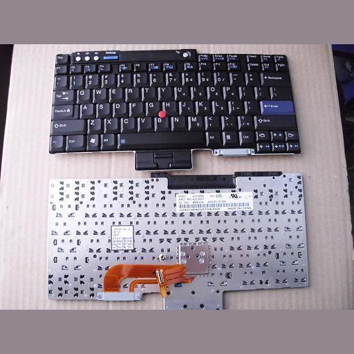 Tastatura laptop noua LENOVO T400 T500 US