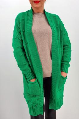 Cardigan din tricot Lidia 2 foto