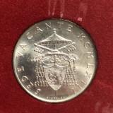 Vatican 500 lire 1963 argint