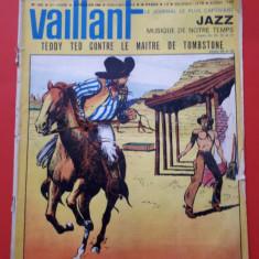 VAILLANT Le journal le plus captivant × an 1965