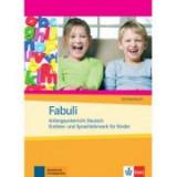 Fabuli, Schülerbuch. Anfangsunterricht Deutsch - Erstlese- und Sprachlehrwerk für Kinder - Jutta Douvitsas-Gamst, Sigrid Xanthos-Kretzschmer