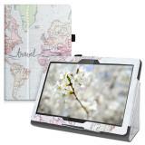 Husa pentru Lenovo Tab M10, Piele ecologica, Multicolor, 52459.03