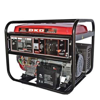 Generator Dakard LB 6000 A (Electric Start) foto