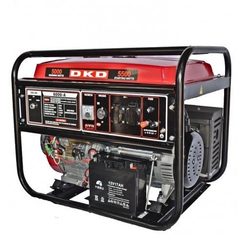 Generator Dakard LB 6000 A (Electric Start)
