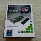 TunerTV/FM Leadtek WinFast DVR3100H (hibrid digital/analog). PCI. Complet Ca nou
