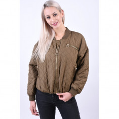 Geaca Bomber Only Amelia Loose Beech