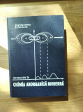 CHIMIA ANORGANICA MODERNA - ACADEMICIAN CORIOLAN DRAGULESCU