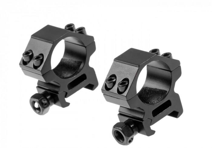 Inele de montare joase 25.4mm Pirate Arms