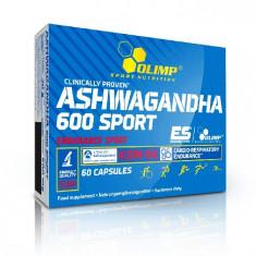 Olimp Ashwagandha 600 Sport Edition, 60 capsule