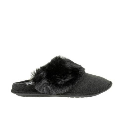 Papuci Femei Crocs Classic Luxe Slipper 205394001 foto