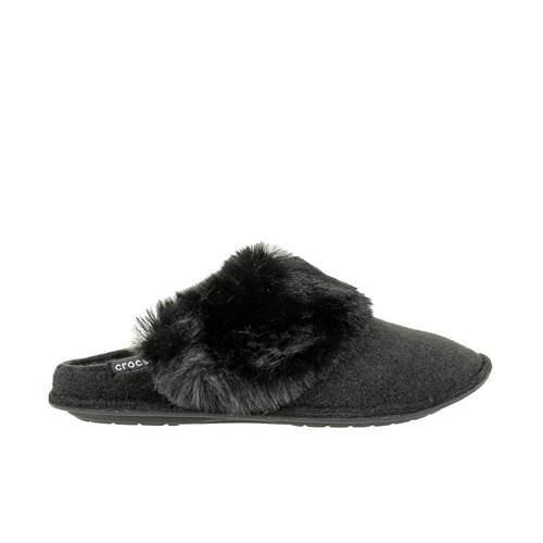 Papuci Femei Crocs Classic Luxe Slipper 205394001