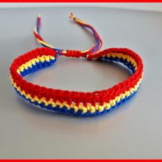 Bratara tricolora
