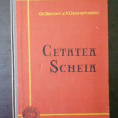 GH. DIACONU, N. CONSTANTINESCU - CETATEA SCHEIA. MONOGRAFIE ARHEOLOGICA (1960)
