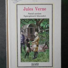 Jules Verne - Satul aerian, Spargatorii blocadei * Adevarul, Nr. 37