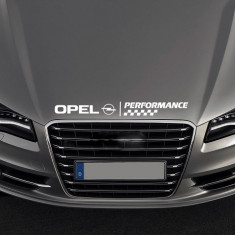 Sticker capota OPEL - CPT38