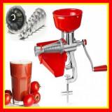 Masina Suc Rosii Manuala Aluminiu Storcator Rosii suc Sos rosii, Pentru rosii