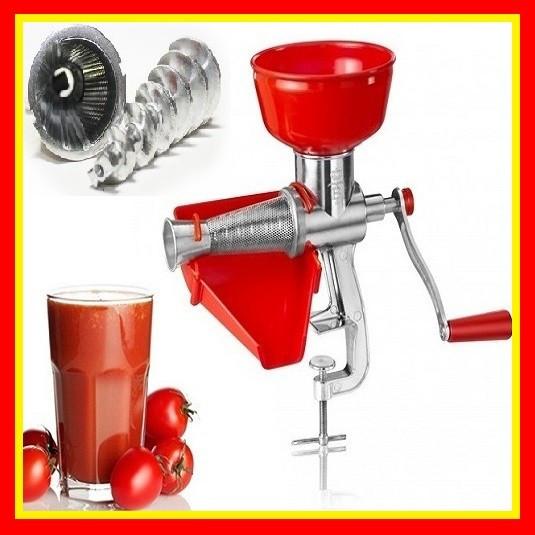 Masina Suc Rosii Manuala Aluminiu Storcator Rosii suc Sos rosii