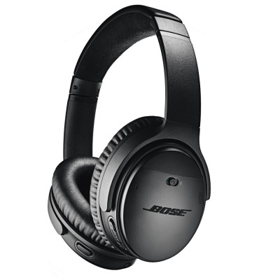Resigilat : Casti audio Bose QuietComfort 35 II Wireless culoare Negru foto