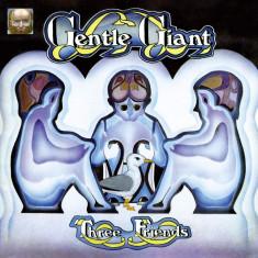 Gentle Giant Three Friends 180g LP 2020 gatefold (vinyl)