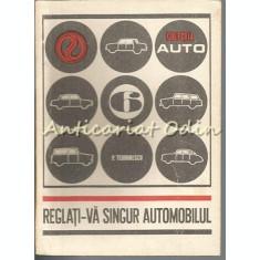 Reglati-va Singur Automobilul - Paul Teodorescu