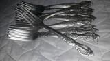 Set Vechi Tacamuri de colectie,set 12 furculite,STAINLESS JAPAN-originale VECHI