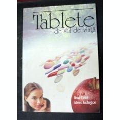 TABLETE DE STIL DE VIATA BUCURESTI 2004-AILEEN LUDINGTON,HANS DIEHL