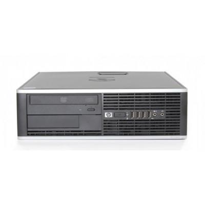 Calculator HP Compaq 8000 Elite Desktop, Intel Core2 Quad Q9500 2.83GHz, 4GB DDR3, 320GB SATA, DVD-RW foto