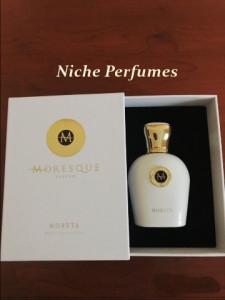 Parfum Original Tester Moresque Moreta