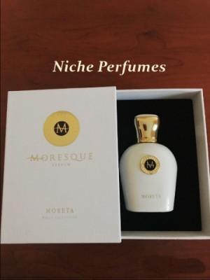 Parfum Original Tester Moresque Moreta foto