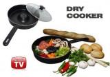 Tigaie Dry Cooker Teflon -Originala KISSERHOF -Capac Gratuit