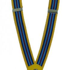 Bretele reglabile pentru baieti-Topgal BRT9G, Albastru