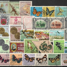 5814 lot timbre colonii portugheze