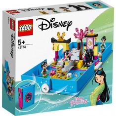LEGO Disney Princess - Aventuri din cartea de povesti cu Mulan 43174