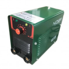 Aparat de sudura tip invertor MMA Nowa 355K, 355 A, electrod 1.6 - 5 mm, perie, masca, cabluri sudura, valiza transport