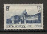 Franta.1938 Congres de Istoria Artei Versailles  MF.80
