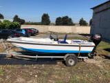 Barca cu motor - pescuit - agrement