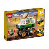LEGO Creator Camion gigant cu burger No. 31104