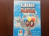 ALMANAH FILATELIC 90 rompresfilatelia 1990