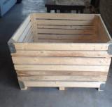 Paleti , Lăzi din lemn non euro dimensiuni la comanda
