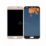 Display Samsung Galaxy J5 J530 din 2017 compatibil auriu, Anti zgariere