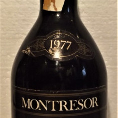 A88 -VIN RUSTEGO MONTRESOR, tenuta cavalcaselle, recoltare 1977 cl 75 gr 13