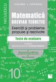 Matematică. clasa a X-a. Breviar teoretic - Filiera teoretică, Știintele Naturii