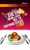 Dieta care nu te infometeaza. Modalitatea stiintifica de a slabi si de a te mentine suplu pentru totdeauna/Amanda Sainsbury-Salis