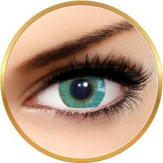 Solotica Natural Colors Marine - lentile de contact colorate turcoaz anuale - 365 purtari (2 lentile/cutie)