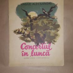 Concertul in lunca an1959/ilustratii/26pag- Alecsandri